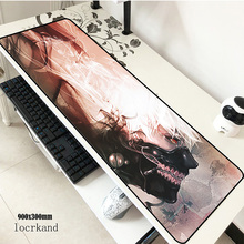 Ziasmul Tokyo Ghoul mouse pad 90x30mm pad to mouse notbook computer mousepad cool gaming padmouse gamer keyboard mouse mats