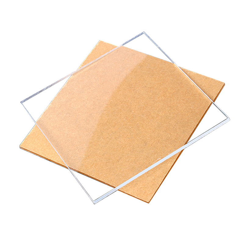 Clear Acrylic Perspex Sheet Cut To Size Plastic Plexiglass Panel DIY 2-5mm HU