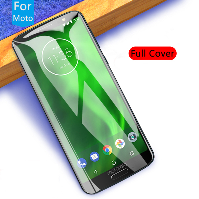 release date: f20a8 ebea8 US $1.47 13% OFF|Full cover tempered glass for Moto G6 Plus Case for  motorola moto G6 Play G5 S G5S C E4 Plus P30 Note One Power Z2 Z3 Play  coque-in ...