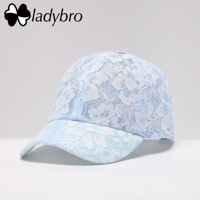 Ladybro Women Hat Cap Lace...