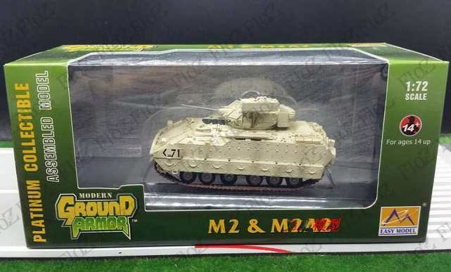 M2 M2a2 Bradley Pay Back Painting Ifv Fighting Vehicle 1 72 Tank