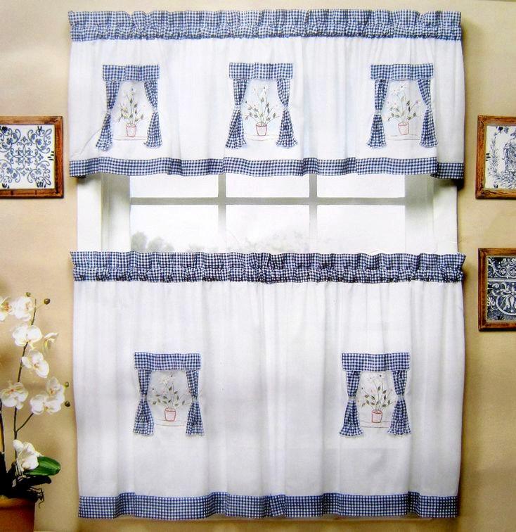 Kitchen Curtain Rods