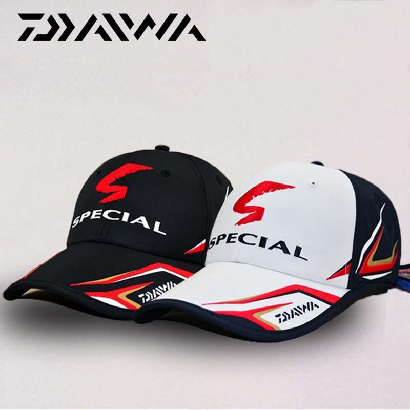 2018 New DAIWA Dawa Autumn And Winter Fishing Hat Waterproof Breathable Quick-drying Outdoor Fishing Hat DC-1406