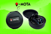Alta calidad original Vmota auriculares caja de almacenamiento portátil bolso de la caja de accesorios para Auriculares KOSS PORTA PRO PP maleta portátil bolsa
