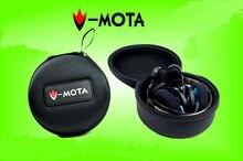 Prime quality unique Vmota headset storage field laptop computer case bag equipment for KOSS PORTA PRO PP Earphone suitcase,moveable bag