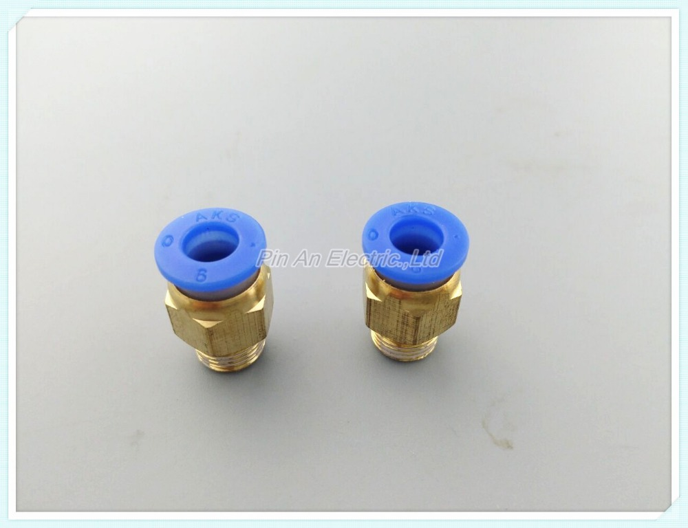 6mm to 1/8 Pneumatic fitting ,push in quick joint connector, pc6-01 free shipping 20 pc 6mm hole straight push in tube pneumatic quick fitting pc6 02