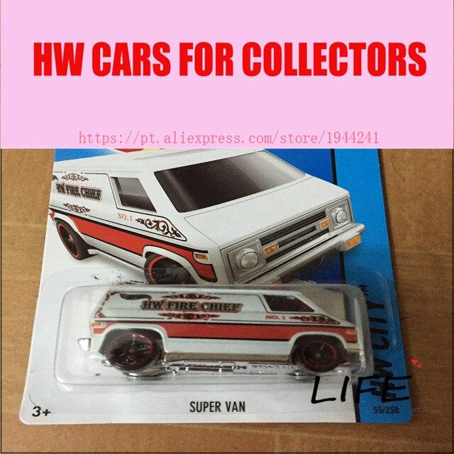 hot wheels 164 super van car models metal diecast cars collection kids toys vehicle