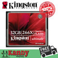 Kingston 266x compact flash card cf card memory cards 16gb 32gb compactflash cf tarjeta kaart cartao memoria DSLR DSLM cameras