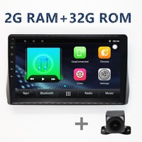 10 inch quad core autoradio Car android Multimedia Player for Toyota Wish with gps navigation music radio BT WIFI FM Map
