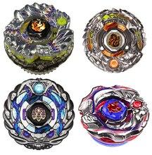 4 шт./лот Новое прибытие Beyblade металлический сплав волчок с Emtter BBG серии доступны мальчики дети образования игрушка в подарок