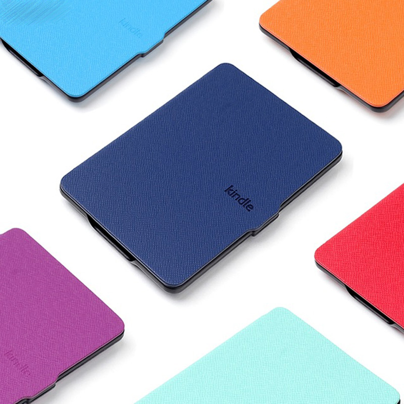 Slim Case For New Amazon Kindle Paper White 4 2018 Magnetic Cover Smart Protective Folio Case For Kindle Paperwhite 4 +film