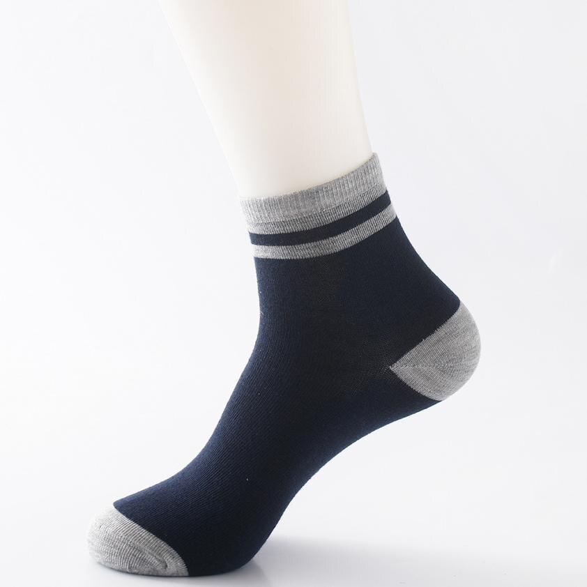 MUQGEW Warm man short socks cotton high quality sock striped ankle socks mens calcetines hombre invierno masculinas meias#WMEW