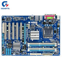 Gigabyte GA-P45T-ES3G Motherboard For Intel P45 DDR3 USB2.0 16GB LGA 775 P45T ES3G Desktop Mainboard Systemboard Used SATA II
