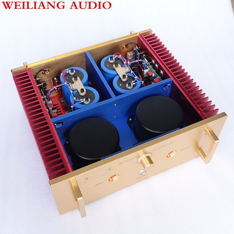 WEILIANG AUDIO & Breeze audio Factory Study/reference to Dartzeel NHB108 power amplifier weiliang audio imitate dartzeel nhb108 amplifier board 2pcs