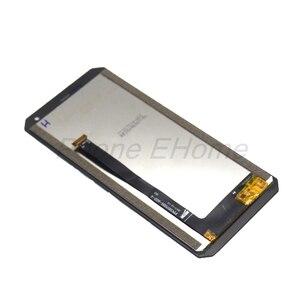 """Image 3 - Ioutdoor X 5,7 """"18:9 4G LCD Display + Touch Screen 100% Original Getestet LCD Digitizer Glas Panel Ersatz für ioutdoor X"""