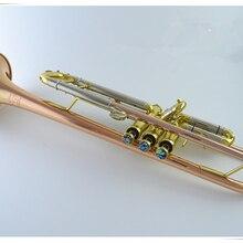 Американская труба Баха инструмент LT180S-39 B плоская фосфорная бронзовая Труба для начинающих