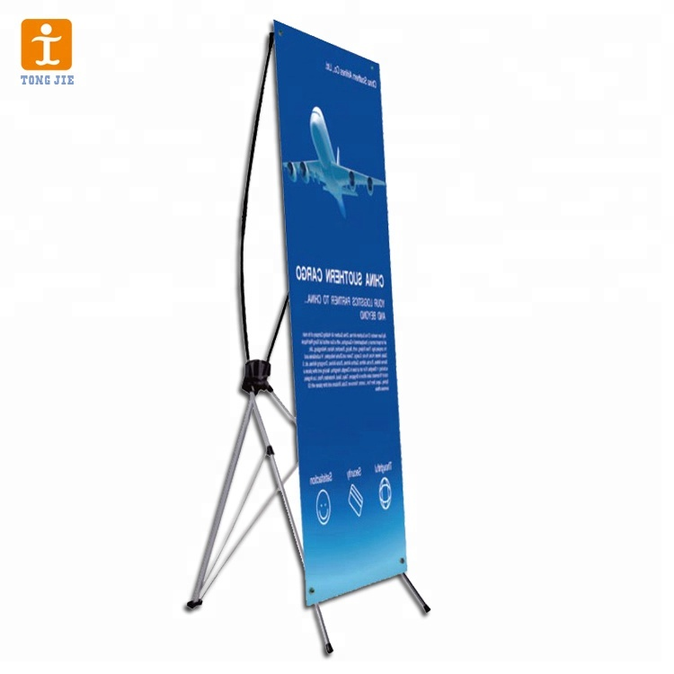 Flex Advertising Promotion X Banner Stand