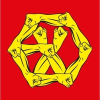 EXO 4th Album REPACKAGE THE WAR THE POWER OF MUSIC CHINESE Version Release Date 2017 09