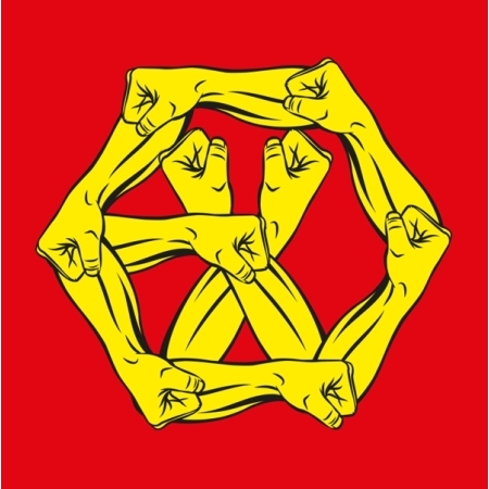 EXO 4th Album REPACKAGE - THE WAR : THE POWER OF MUSIC - CHINESE Version  Release Date :  2017.09.06 rollercoasters the war of the worlds