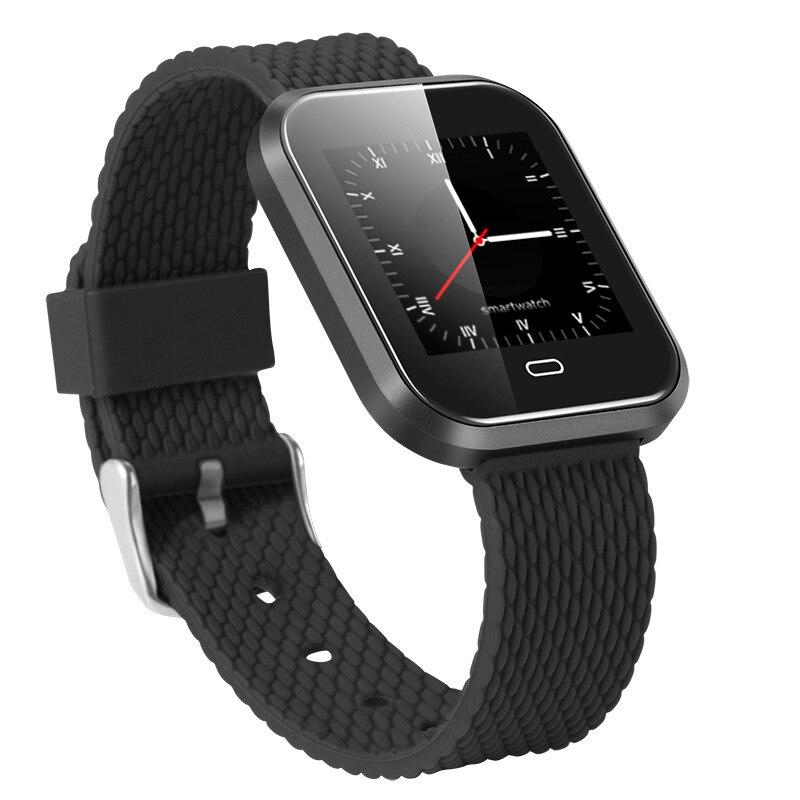 Montre intelligente moniteur de fréquence cardiaque montre de tension artérielle montre intelligente sommeil moniteur de santé à distance Photo Smartwatch pour Amazfit Pace