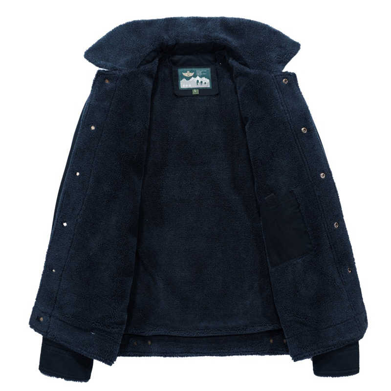 Брендовая зимняя куртка мужские парки пальто мужские толстые теплые парки из чистого хлопка мужские теплые куртки ветровка с меховым воротником Chaqueta Hombre