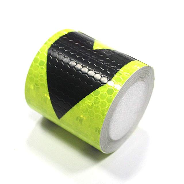 MyHung Arrow Sticker Reflective Conspicuity Safety Warning lighting Tape Strip