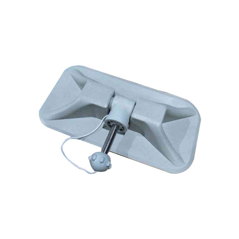 Универсальный ПВХ морской весла замок крючок для лодки каяк каноэ черный Dinghy рафтинг морские аксессуары - Цвет: white