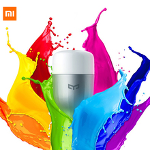 Unique Xiaomi Mi Yeelight 2 II Sensible LED Bulb E27 ( Colour Model ) WiFi Mi Mild 9W 600 Lumens Sensible Residence APP Distant Management