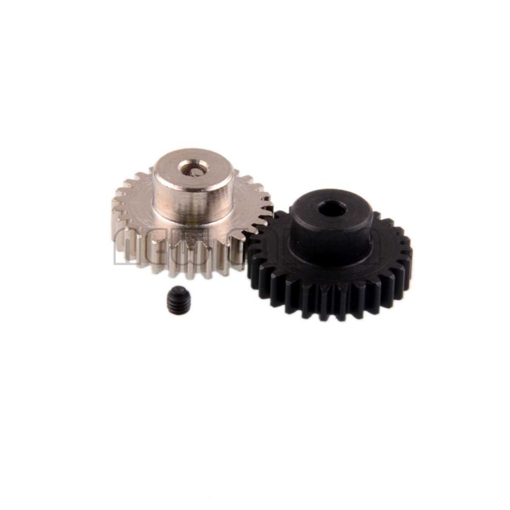 Metal Motor Gear 27T For 540 Motor 1/18 Wltoys 4WD Off-Road RC Car A959 A969