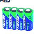 4 x CR17345(CR123A) CR123A CR123 CR 123 123A 16340 1500mAh Non-Rechargeable Lithium Battery With PTC Protected For Camera ,Photo