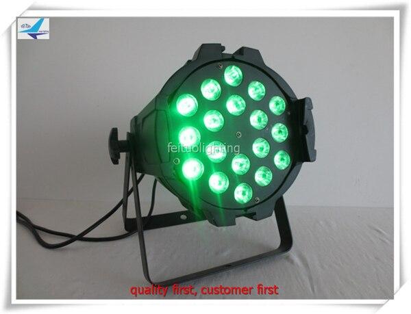 12pcs/lot free shipping wedding party light 10w rgbw led par light for disco event par led 18