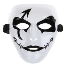 Hip-hop Mask Dance Halloween Party Mask Jabbawockeez Mask Performances Mask Free shipping