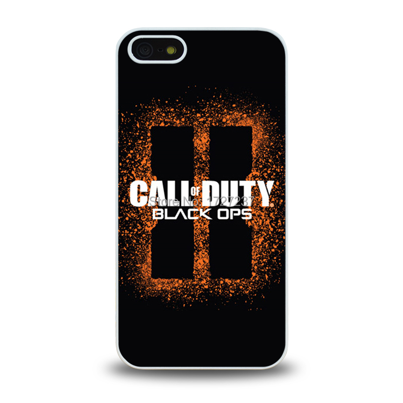 Call Of Duty Cod Black Ops 2 Poster Design 10 Mobile Phone Battery Case Cover For Iphone 5 5s Cases Covers Plastic Phone Cases Case For Lg Kp500 Case For Htc Ariacase Cover For