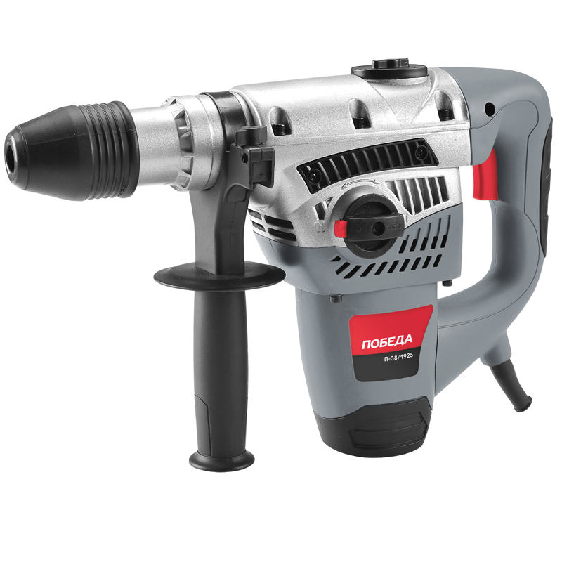 Electric hammer drill VICTORY P-38/1925 SDS max (1925 W speed from 0 to 500 rpm power machine drill sturm bd7045 power 450 w cartridge from 0 to 16mm speed from 280 to 2350 rpm