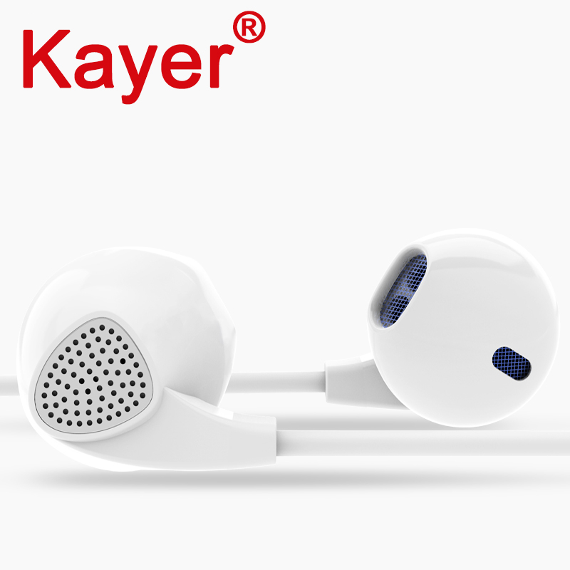 Hot Sale IM500 Earphone Headphones Noise Canceling Headset with Microphone Stereo Earpods for all mobile phone iPhone Xiaomi MP3