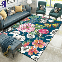 SunnyRain 1 piece Large Rugs and Carpets for Home Living Room Carpet Area Rug for Bedroom Slipping Resistance