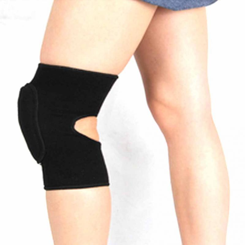 1pc Adults Children Dance Knee Pads Sports Knee Protector Yoga Volleyball Knee Support Gym Fitness Kneepad Sport Safety #H913