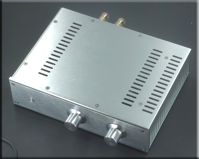 AMP case size 280*70*211mm BZ3008 All aluminum amplifier chassis / Preamp/ Integrated amplifier / AMP Enclosure / case / DIY box bz3008 all aluminum amplifier chassis preamp integrated amplifier amp enclosure case diy box 280 70 211mm