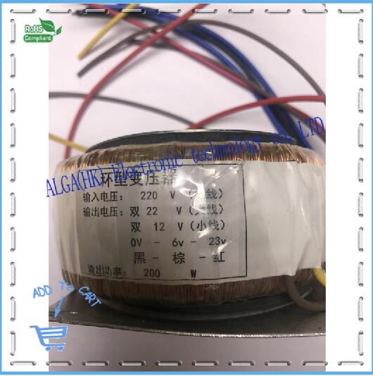 Anillos Ferrita Núcleos de Toroide de hierro para Inductor Potencia AS225-125A