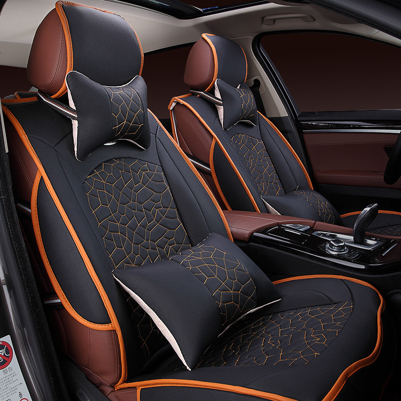 The Deluxe Edition Car Seat Cover New High Grade Scratch Resistant