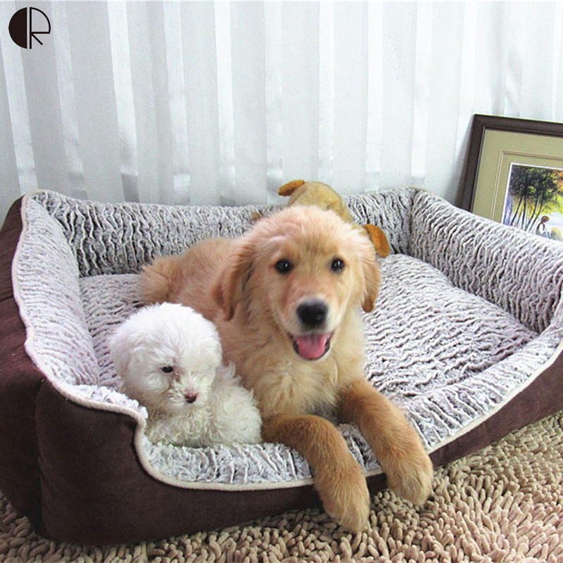 Excellent quality large breed dog bed sofa house cot pet for Large breed dog house