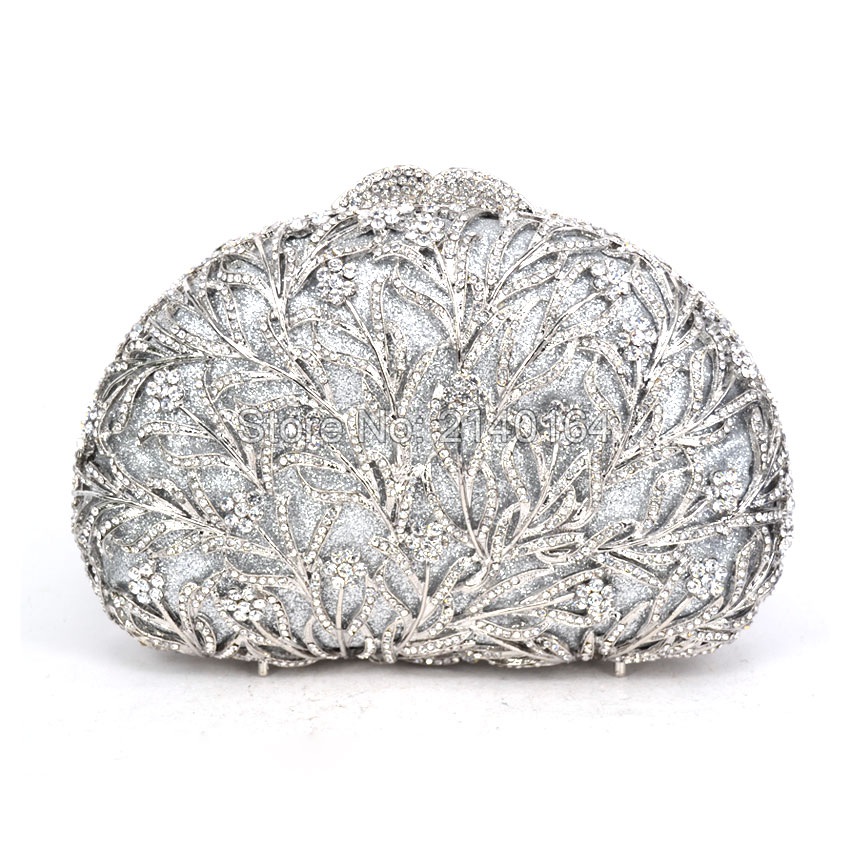 New Arrival Shimmering Evening bag Women Clutch Purse Shiny Handbags Party Wedding Silver Gold 88620-HNew Arrival Shimmering Evening bag Women Clutch Purse Shiny Handbags Party Wedding Silver Gold 88620-H
