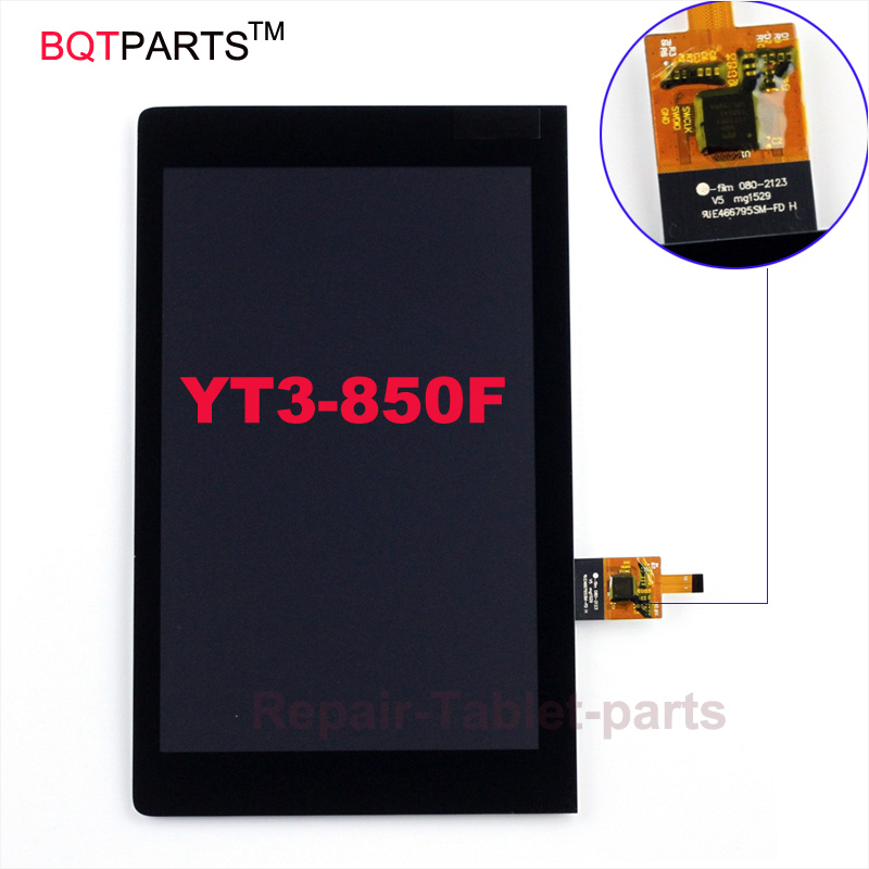 10.1 inch For Lenovo Yoga 3 YT3-850 YT3-850F lcd display screen with touch screen sensor digitizer full assembly жакет dali dali da002ewtgx16