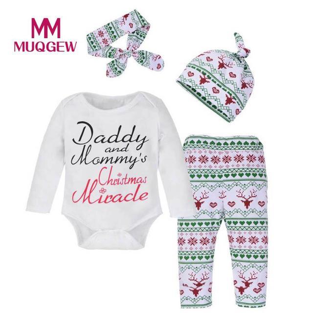 79027f9b7 MUQGEW Infant Boby Clothes Sets Cotton Newborn Baby Girls Boys ...