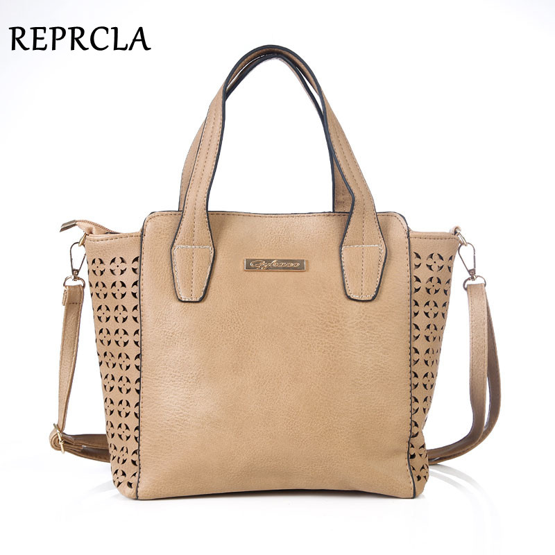 5bc84d092 New Fashion Designer Handbags High Quality Brand Women Shoulder Bags Tote  Crossbody Female Bag PU Leather-in Top-Handle Bags from Luggage & Bags