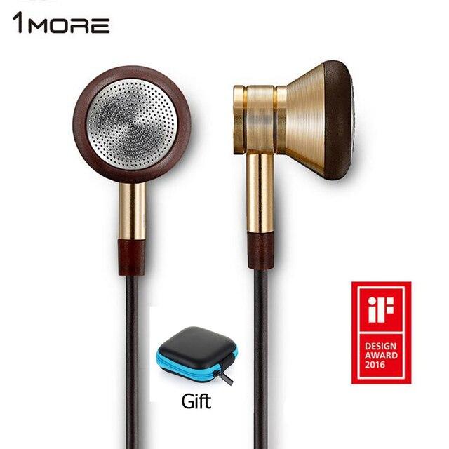 1 Более 1 More Piston Super Bass Наушники С Микрофоном HI-FI наушники для iphone 6 для Samsung s7 для Xiaomi Наушники телефоны