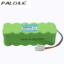 New Arrival Vacuum Cleaner Rechargeable Battery 14.4V 3500mAh Ni-MH  for Navibot SR8825 8840 8890 etc.