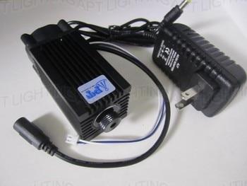 цена на DIY CNC 4000mw/4w 445nm 450nm  Focusable blue Laser  Module with TTL  tube High Power  laser Engraving Adjust Free power supply