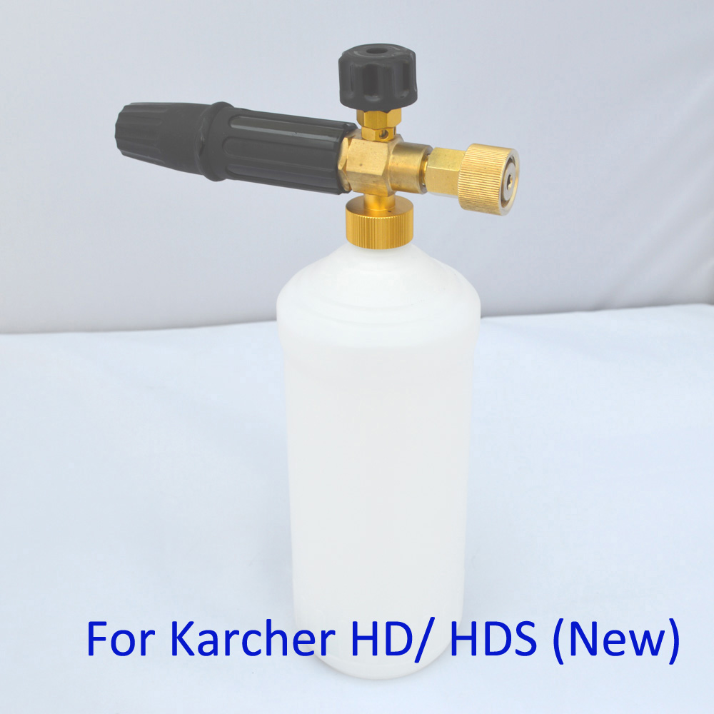 High Pressure Foamer : Foam generator nozzle snow lance sprayer high