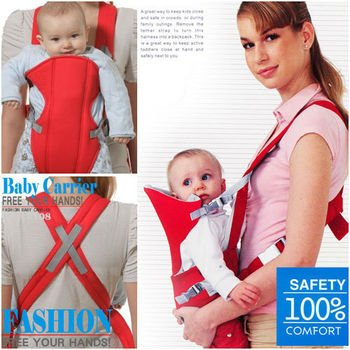 Tt Boo Wholesale Front Facing Baby Sling Toddler Wrap Rider Soft